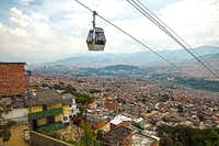Medellin has come a long way from the days when drug lord Pablo Escobar rules.