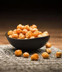 Fried Chickpeas( Smiley N. Pool  - Staff Photographer)