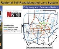 Road Map Of Dallas Texas.Top 10 Punto Medio Noticias Texas Toll Roads Map Dallas