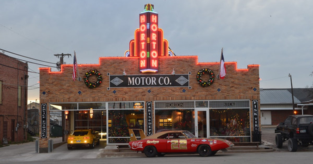 Nocona Will Offer A Car Cruise And Auction This Weekend Business - Nocona car show