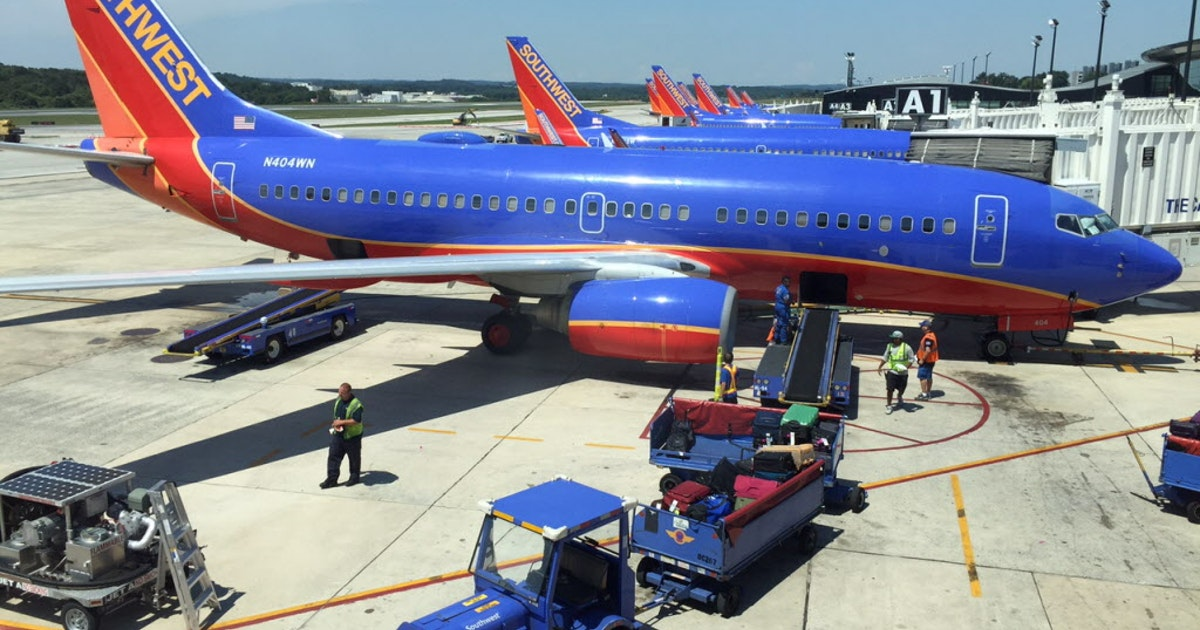 southwest airline baltimore