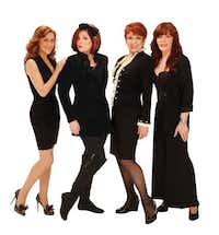 """4 Girls 4,"" planned for March 20, stars Broadway stars Andrea McArdle, Faith Prince, Donna McKechnie and Maureen McGovern.Think Iconic Artists Agency"