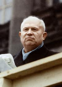 Soviet Premier Nikita Krushchev told East German steelworkers that Russia had up to 120 Russian missiles ready for launch in the event of war with the U.S.