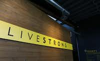 A general view inside the anti-cancer charity Livestrong offices on October 18, 2012 in Austin, Texas. Livestrong founder cyclist Lance Armstrong announced October 17, 2012 he was stepping down as head of the foundation following the US Anti-Doping Agency (USADA) report that Armstrong and his team used performance drugs.    AFP PHOTO/Aaron M. SprecherAaron M. Sprecher/AFP/Getty Images(AARON M. SPRECHER)