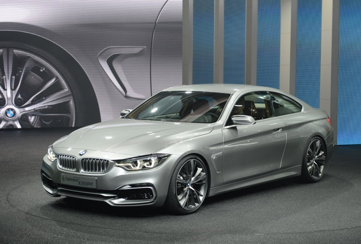 Photos New Bmw S Revealed Including Z4 Sdrive And