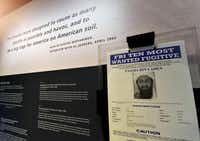 An FBI 10 Most Wanted flier depicts 9/11 mastermind Osama bin Laden. He was tracked down and killed in 2011, almost 10 years after the attacks.( Stan Honda  -  Getty Images )