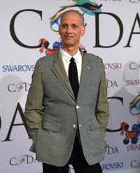 John Waters attends  the 2014 Council of Designers of America Awards (CFDA) at Alice Tully Hall at the Lincoln Center June 2, 2014 in New York City. AFP PHOTO / Timothy  A. CLARYTIMOTHY A. CLARY/AFP/Getty ImagesTIMOTHY A. CLARY - AFP/Getty Images