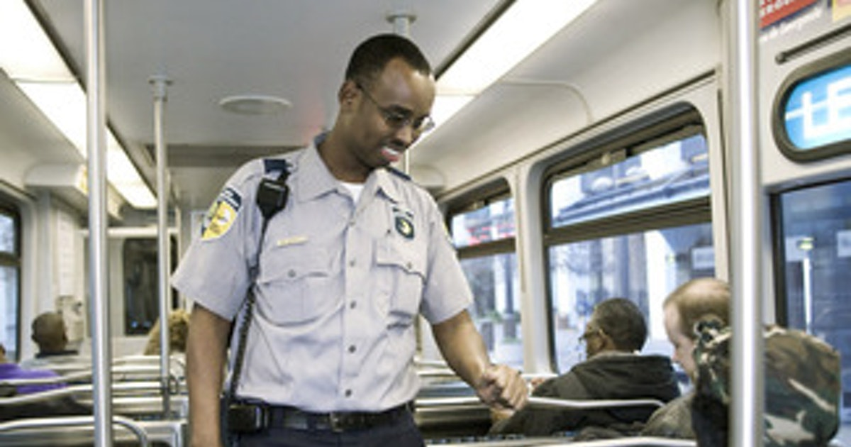 Dart Police Report Fare Jumpers Got Nailed In 09 Hov