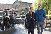Couples can find food, shopping and history at a variety of markets near the Camden Lock on Regent's Canal.(Michael Heffernan - London and Partners)