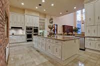 The kitchen is 437 square feet, according to the listing.