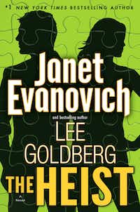 """The Heist,"" by Janet Evanovich and Lee Goldberg"