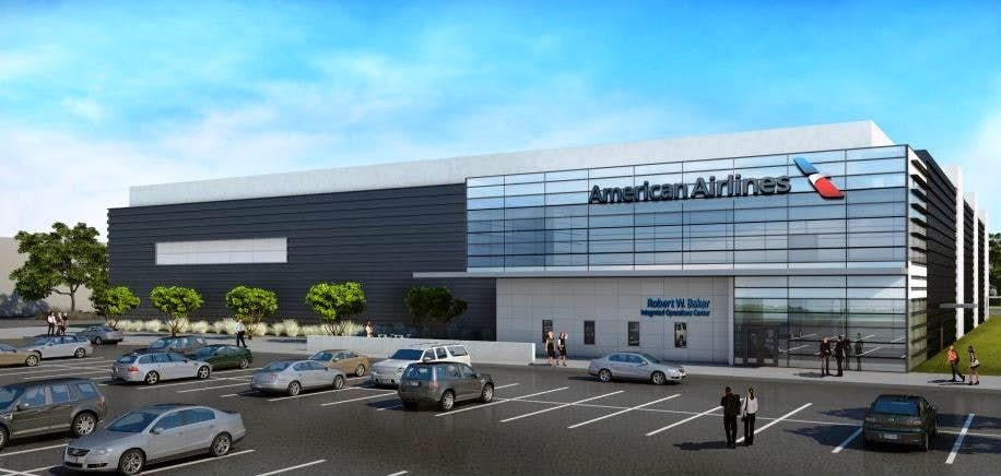 6 Fun Facts About American Airlines New Operations Center