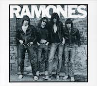 RECORDING: RAMONES by The Ramones 03212013xNEWS