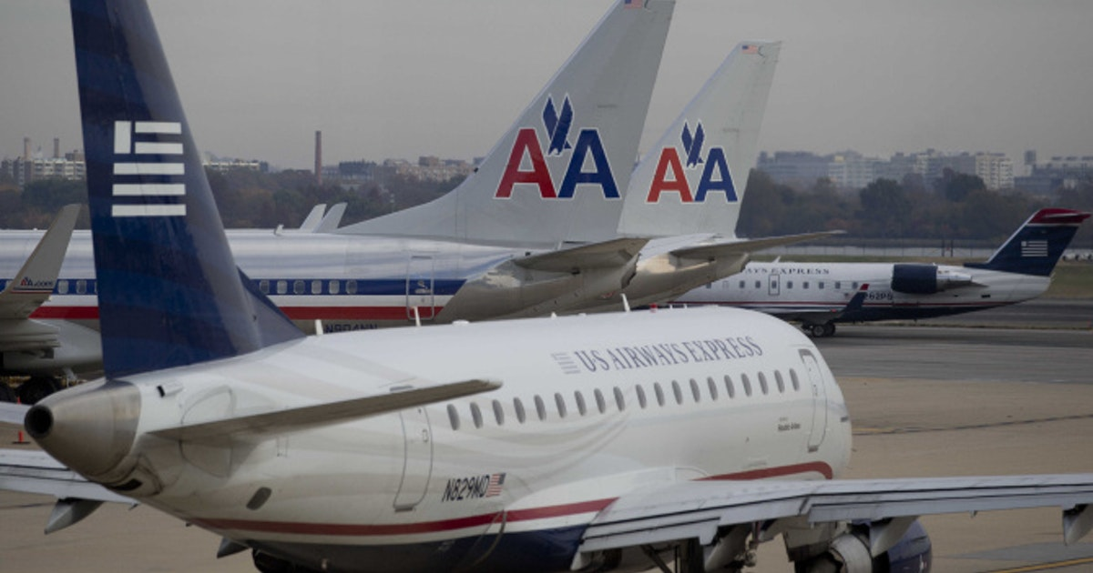 Goodbye Amr American Airlines Picks Aal As New Ticker Symbol