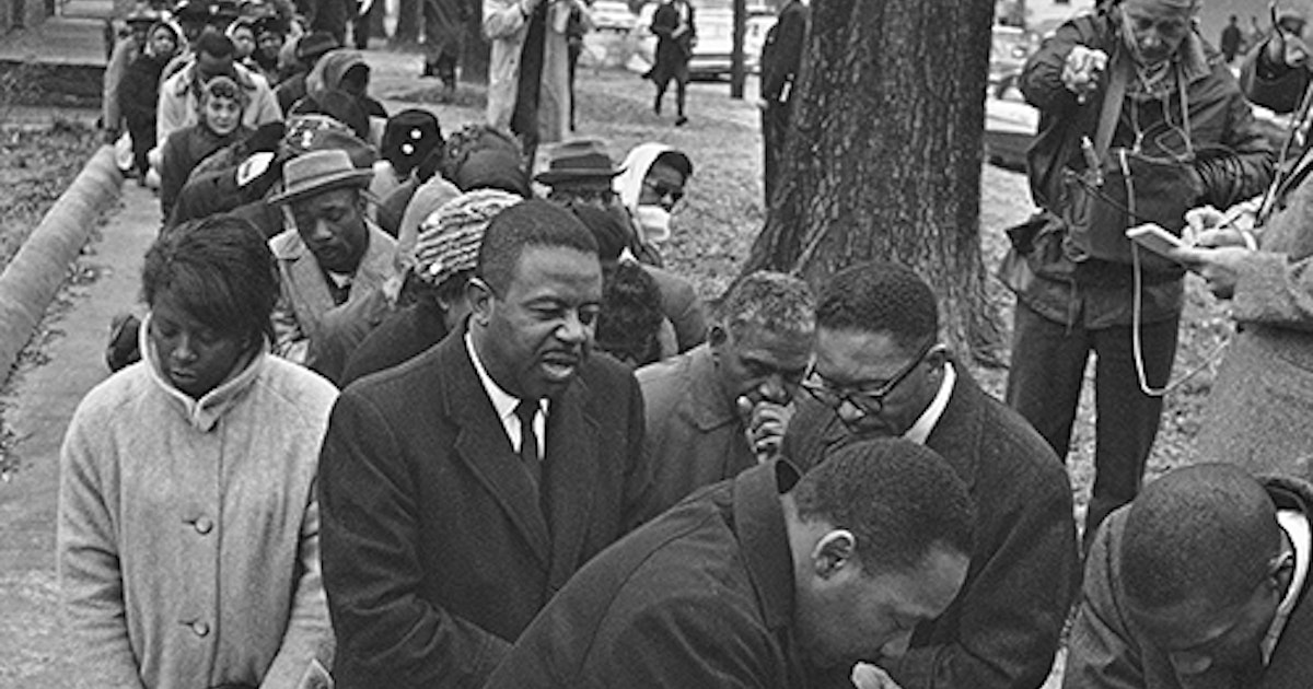 Flashback Montgomery Bus Boycott In 1956 Ushers In Civil