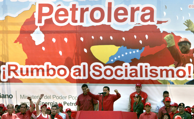 Crumbling Venezuelan Oil Sector Expected To Remain Hostile To U S Investment