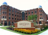 The new Artesian Hotel and Spa in Sulphur, Okla, is owned by the Chickasaw Nation.