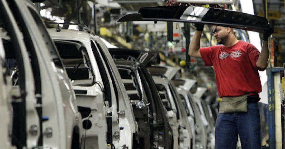 General motors to expand arlington plant with stamping for General motors jobs dallas tx