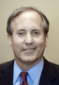 Attorney General Ken Paxton (February 2014 photo by Michael Ainsworth/The Dallas Morning News)