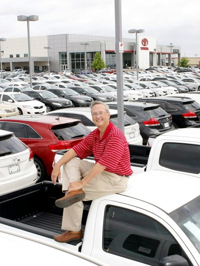 Pat Lobb Toyota Receives Outstanding Business Award