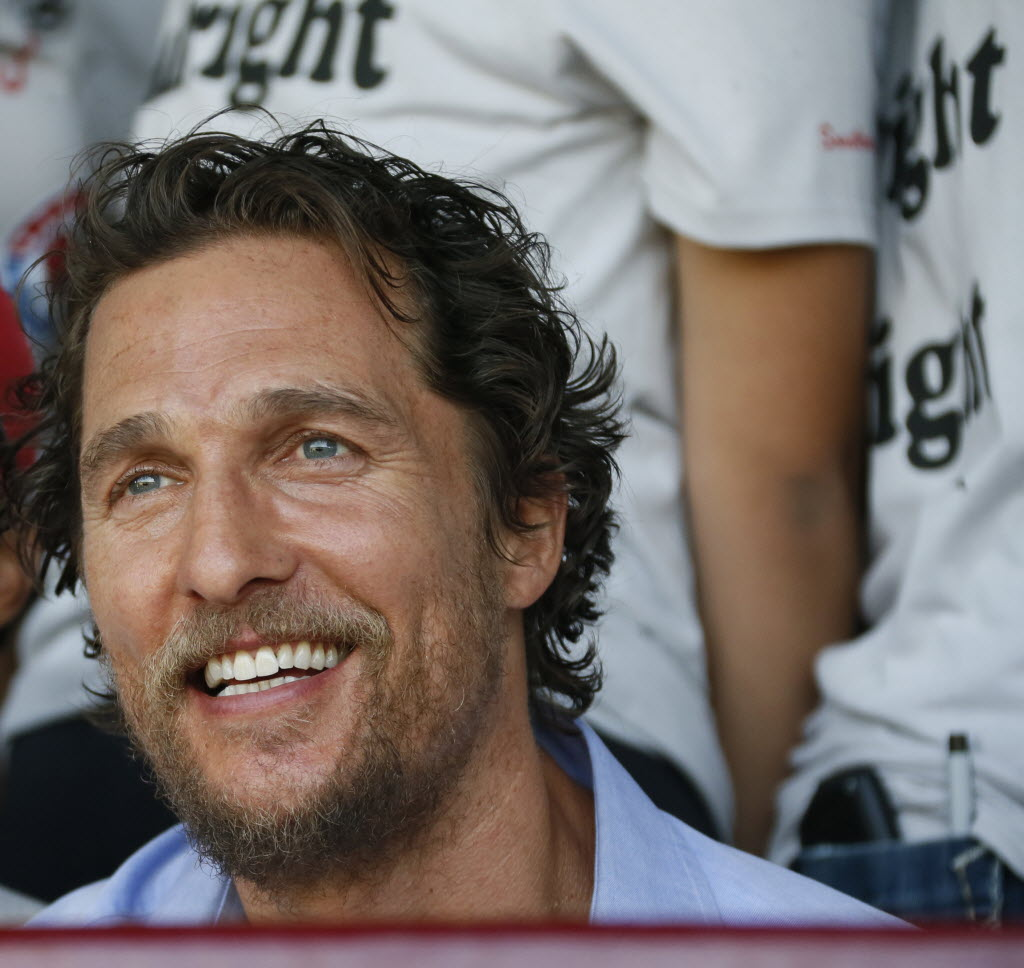 Actor Matthew Mcconaughey To Star In Lincoln Mkc Ads Business