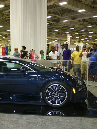 DFW Auto Show Attendance Rises Percent Over Last Year Business - Dallas car show