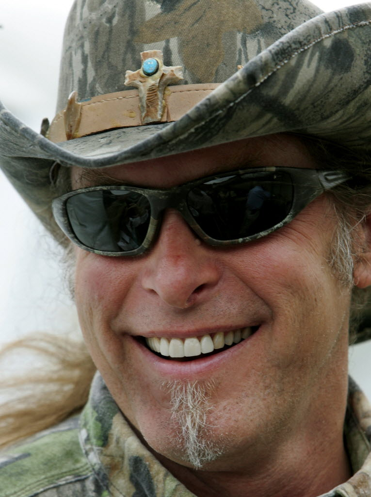 Gun lover Obama hater Ted Nugent to be guest of Rep. Steve Stockman at  State of the Union 7fd656a2019