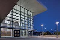 Corgan's educational projects include the new Adamson High School in Oak Cliff.Charles Davis Smith - Corgan