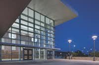 Corgan's educational projects include the new Adamson High School in Oak Cliff.(Charles Davis Smith - Corgan)