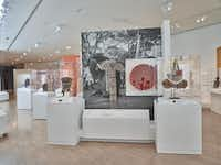 African galleries installation( Courtesy of Dallas Museum of Art  -  Courtesy of Dallas Museum of Art  )