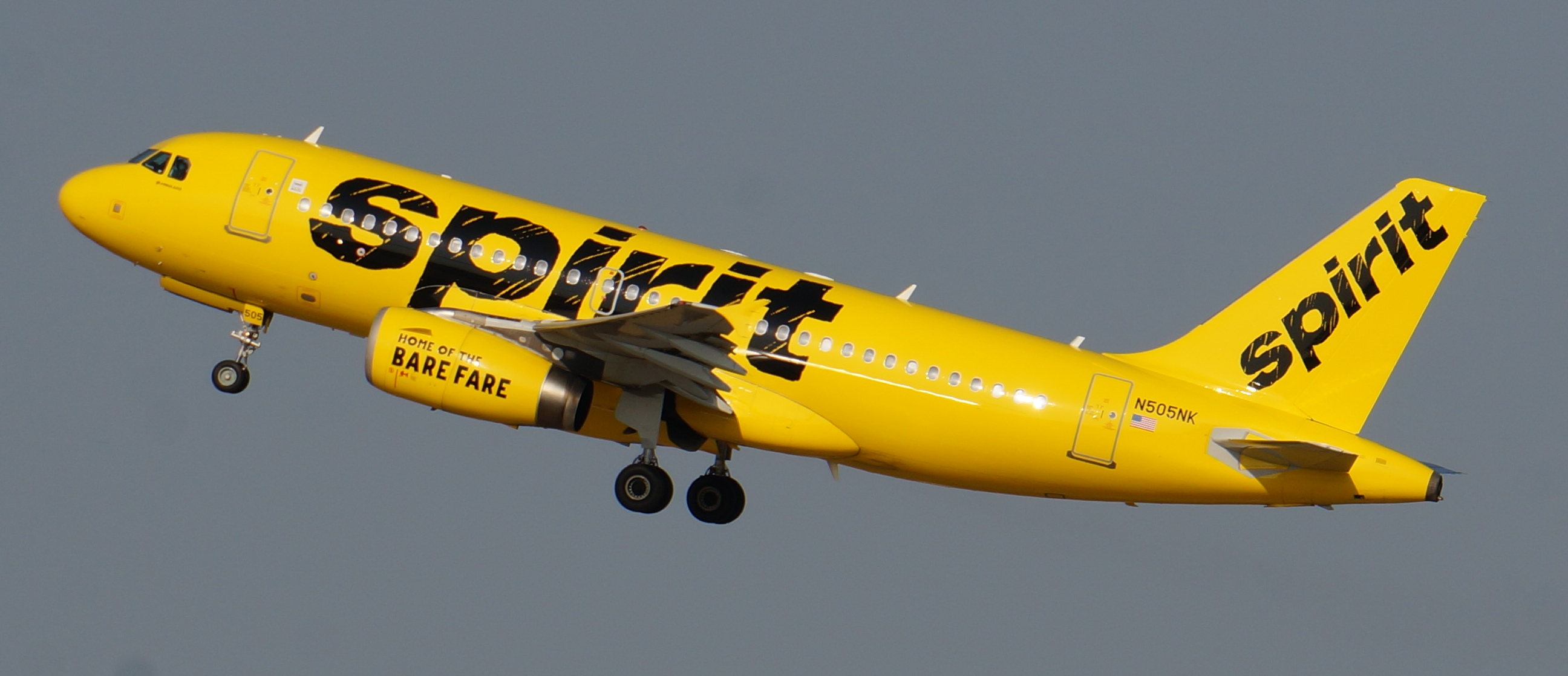 Spirit Airlines Official