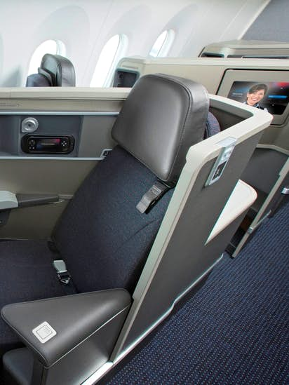 American Airlines Is Looking For A New Supplier Of Business Class Seats