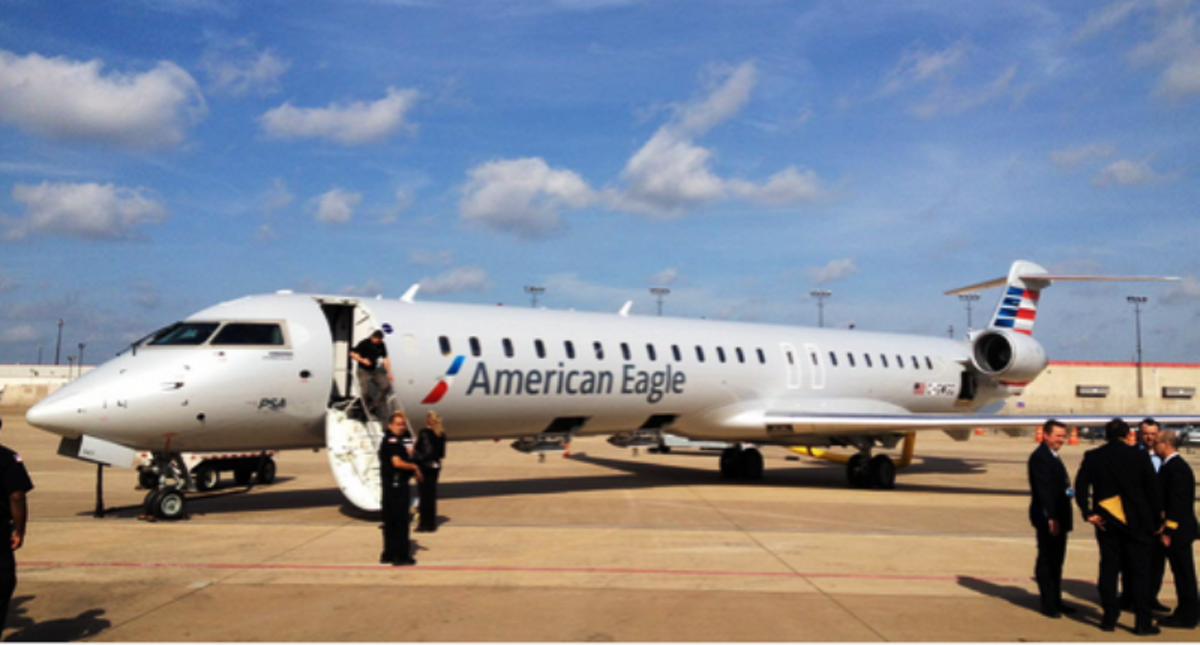 PSA Airlines to get an additional 24 planes from American ...