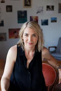 Dallas' Amy Talkington has sold multiple scripts to Hollywood.Katrina Dickson