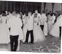 Students danced during Lake Highlands High School's prom night in 1964.( Photo submitted by STEVE PHILLIPS )
