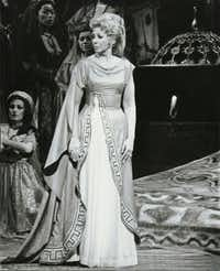 Opera diva Beverly Sills commanded the boardroom as skillfully as she commanded the stage.