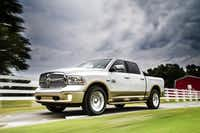 Chrysler's newly refined Ram, the seventh-best-selling vehicle in the U.S. last year, continues to be the automaker's top performer.