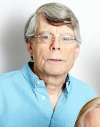 "This June 3, 2013 photo shows author Stephen King in New York. King's latest book, ""Doctor Sleep,"" was released on Tuesday, Sept. 24."