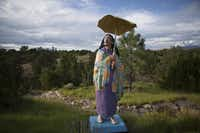 The Santa Fe Botanical Garden is an oasis of calm. Dress in layers -- the sun can be fierce, even in spring.(Photographer: Brenda Kelley)