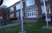 Bonham Elementary will reopen in the fall as Solar Prep. (Mona Reeder/Staff photo)