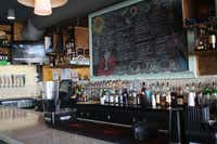 Beerfoot Beach Bar, a brewpub overlooking the beach, serves more than 100 beers.
