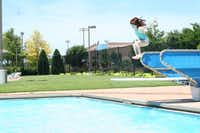 In the summer of 2013, many residents took one last swim at 55-year-old Don Showman Pool before it was demolished.(DMN file photo )