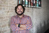 """There's a hunger  for companies like us in Dallas,"" says Ben Lamm, the startup's CEO and co-founder.(John Davidson - John Davidson (www.m40photograph)"
