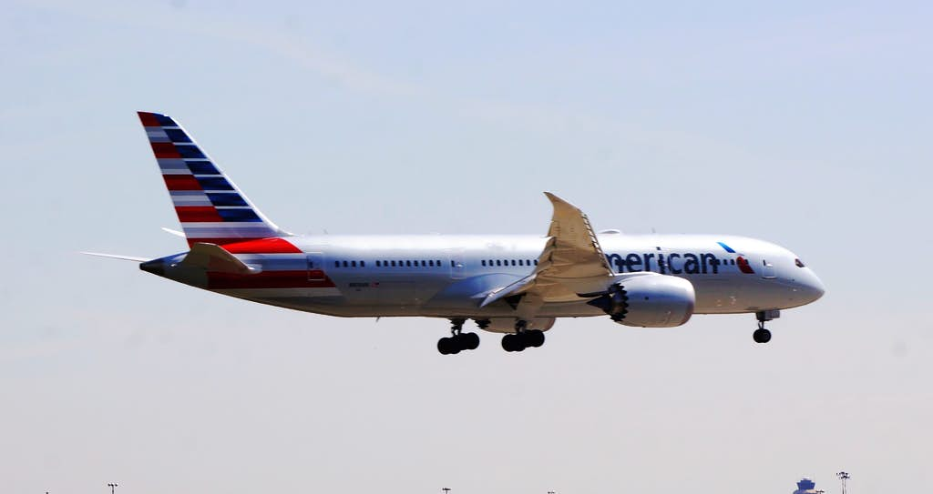 American Airlines to put Boeing 787 on D/FW-Shanghai route in June ...