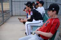 The Bowden brothers, Austin, and Gavin, (above), who were born in England, will be teammates on the Great Britain 16U National Team. For their father, Russ Bowden, who grew up in Great Britain, it's a source of pride for his sons to be selected to represent his place of birth. The family moved to Richardson in 2001.Rose Baca - neighborsgo staff photographer