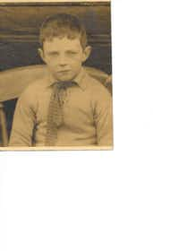 Dennis King is pictured here at about age 7.( Photo submitted by CAROLINE KING )