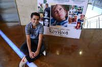 Tyler Strother, a 19-year-old Richardson native, played a bully in the recently released film, Boyhood, which chronicles the 12-year growth of a boy from first grade through his first day of college. The film opened July 11 in the U.S. and locally at the Angelika Film Center Plano on July 18. It's scheduled to spread throughout the Dallas area in August.( Rose Baca  - neighborsgo staff photographer)