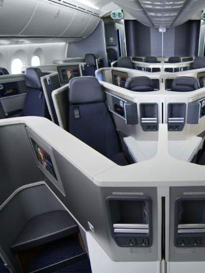 American Airlines releases photos of Boeing 787 interior | Airlines ...
