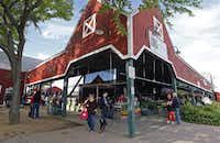 The Collin County Farmers Market in Plano holds their opening day on Saturday, April 20, 2013.(Stewart F. House - Special Contributor)