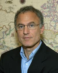 This undated photo provided by TripAdvisor shows the company's President and CEO Stephen Kaufer. Kaufer was the fourth highest paid CEO in 2013 at $39 million, as calculated by The Associated Press and Equilar, an executive pay research firm. (AP Photo/TripAdvisor)Uncredited - AP